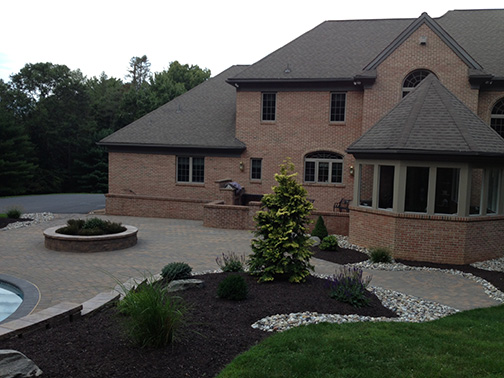 Providing The Finest Custom Landscape And Hardscape Designs.